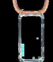 Flerfarvede KASCHA-C Telefonrem PHONECORD IPHONE 7+/8+  - medium