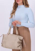 Beige LIU JO Shoppingtaske ARMONICA SHOPPING  - medium