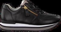 Sorte GABOR Lavskaftede sneakers 448  - medium