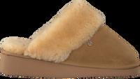 Camel WARMBAT Tøfler ALICE  - medium