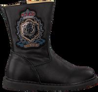 Sorte SHOESME Lange støvler CC20W002  - medium