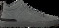 Grå BLACKSTONE Højskaftede sneakers SG19  - medium
