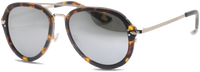 Brune IKKI Solbriller VIDA GLASSES  - medium