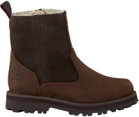 Brune TIMBERLAND Ankelstøvler COURMA KID WARM LINED  - medium