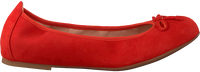 Røde UNISA Ballerinasko ACOR  - medium
