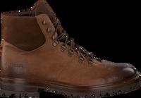 Brune MAZZELTOV Snørestøvler 3813  - medium