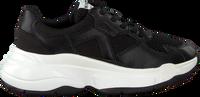 Sorte NIK & NIK Lavskaftede sneakers BRICE BLACK SNEAKER  - medium