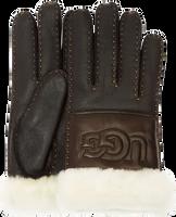 Sorte UGG Handsker SHEEPSKIN LOGO GLOVE  - medium