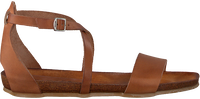 Cognac RED-RAG Sandaler 79210  - medium