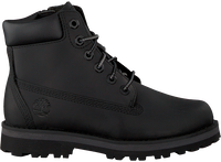 Sorte TIMBERLAND Snørestøvler COURMA KID TRADITIONAL 6 INCH  - medium