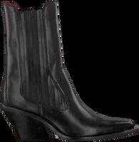 Sorte BRONX Ankelstøvler LOW-KOLE 34159  - medium
