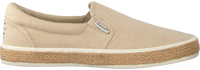 Beige GANT Loafers FRESNO  - medium