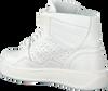 Hvide TORAL Højskaftede sneakers 12406  - small