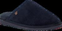 Blå WARMBAT Tøfler CLASSIC  - medium
