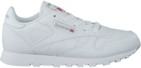 Hvide REEBOK Lavskaftede sneakers CLASSIC LEATHER KIDS  - medium