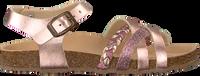 Rosa guld TON & TON Sandaler OM10861  - medium