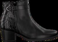 Sorte GABOR Ankelstøvler 834  - medium