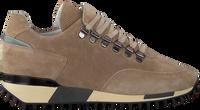 Sorte VIA VAI Lavskaftede sneakers GIULIA BOLD  - medium