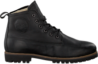 Sorte BLACKSTONE Snørestøvler OM60  - medium