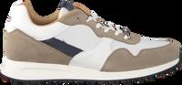 Taupe VERTON Lavskaftede sneakers 9337A  - medium