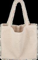 Hvide STUDIO NOOS Shoppingtaske BOUCLE MOM-BAG  - medium