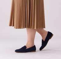 Blå GABOR Loafers 213  - medium