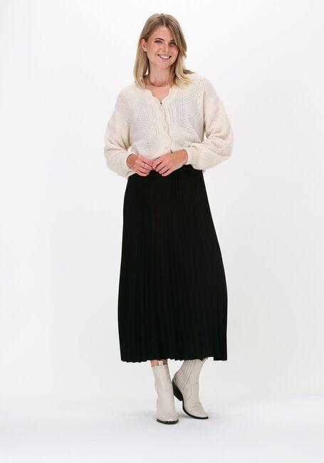 Sorte SELECTED FEMME Plisserede nederdele ALEXIS MW MIDI SKIRT - large