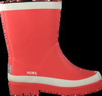 Røde KOEL4KIDS Gummistøvler KO997  - medium