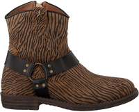 Brune TON & TON Ankelstøvler NIAGRA  - medium
