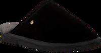 Sorte WARMBAT Tøfler CLASSIC  - medium