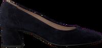Blå PAUL GREEN Højhælede sko 3806  - medium