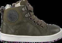 Grønne OMODA Højskaftede sneakers OM120717  - medium
