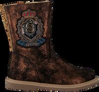Bronze SHOESME Lange støvler CC20W002  - medium