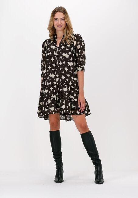 Brune CO'COUTURE Minikjole ALYSSA BUTTON DRESS  - large