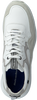 Hvide FLORIS VAN BOMMEL Lavskaftede sneakers 16269  - small