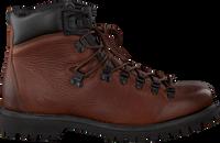 Brune BLACKSTONE Snørestøvler SG24  - medium