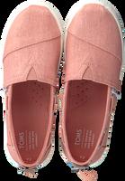 Lyserøde TOMS Loafers BIMINI  - medium
