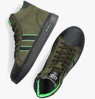 Grønne HIP Højskaftede sneakers H1943  - medium