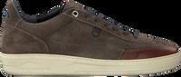Beige FLORIS VAN BOMMEL Lavskaftede sneakers 16267  - medium