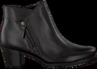 Sorte GABOR Ankelstøvler 603.1  - medium