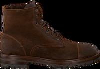 Brune MAZZELTOV Snørestøvler 3829A  - medium