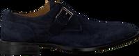 Blå MAZZELTOV Chikke sko 4143  - medium