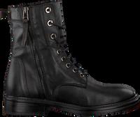 Sorte VERTON Snørestøvler 4100  - medium