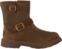 Brune UGG Ankelstøvler KINZEY WEATHER  - medium