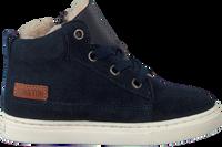 Blå TON & TON Højskaftede sneakers PL20W017  - medium
