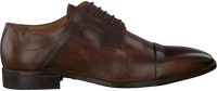 Cognac MAZZELTOV Chikke sko 3817  - medium