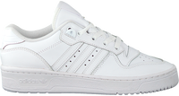 Hvide ADIDAS Lavskaftede sneakers RIVALRY LOW W  - medium
