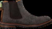 Grå FLORIS VAN BOMMEL Chelsea boots 20093  - medium