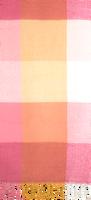 Lyserøde NOTRE-V Sjal COLETTE  - medium