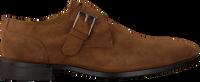 Cognac MAZZELTOV Chikke sko 4143  - medium